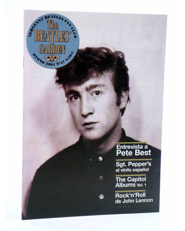 Cubierta de REVISTA THE BEATLES' GARDEN 47. OTOÑO 2004 (Vvaa) Sergeant Beatles Fan Club 2004