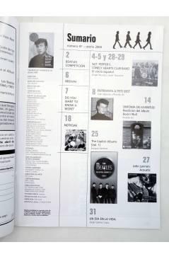 Muestra 1 de REVISTA THE BEATLES' GARDEN 47. OTOÑO 2004 (Vvaa) Sergeant Beatles Fan Club 2004