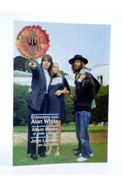 Cubierta de REVISTA THE BEATLES' GARDEN 48. INVIERNO 2005 (Vvaa) Sergeant Beatles Fan Club 2004