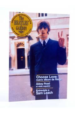 Cubierta de REVISTA THE BEATLES' GARDEN 49. DICIEMBRE 2005 (Vvaa) Sergeant Beatles Fan Club 2005