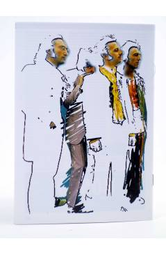 Contracubierta de REVISTA THE BEATLES' GARDEN 49. DICIEMBRE 2005 (Vvaa) Sergeant Beatles Fan Club 2005