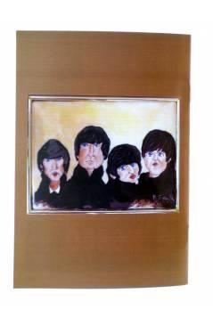 Contracubierta de REVISTA THE BEATLES' GARDEN 50. JUNIO 2006 (Vvaa) Sergeant Beatles Fan Club 2006