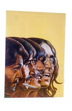 Contracubierta de REVISTA THE BEATLES' GARDEN 52. MARZO 2007 (Vvaa) Sergeant Beatles Fan Club 2007