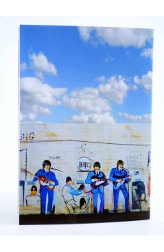 Contracubierta de REVISTA THE BEATLES' GARDEN 53. FEBRERO 2008 (Vvaa) Sergeant Beatles Fan Club 2008