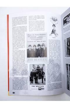 Muestra 3 de REVISTA THE BEATLES' GARDEN 53. FEBRERO 2008 (Vvaa) Sergeant Beatles Fan Club 2008