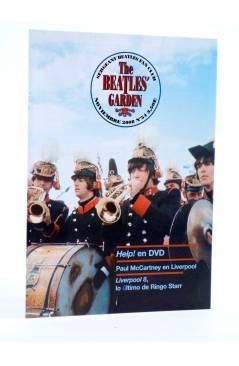Cubierta de REVISTA THE BEATLES' GARDEN 54. NOVIEMBRE 2008 (Vvaa) Sergeant Beatles Fan Club 2008