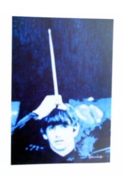 Contracubierta de REVISTA THE BEATLES' GARDEN 54. NOVIEMBRE 2008 (Vvaa) Sergeant Beatles Fan Club 2008