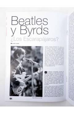Muestra 2 de REVISTA THE BEATLES' GARDEN 55. JULIO 2009 (Vvaa) Sergeant Beatles Fan Club 2009