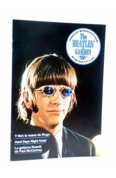Cubierta de REVISTA THE BEATLES' GARDEN 57. JUNIO 2010 (Vvaa) Sergeant Beatles Fan Club 2010