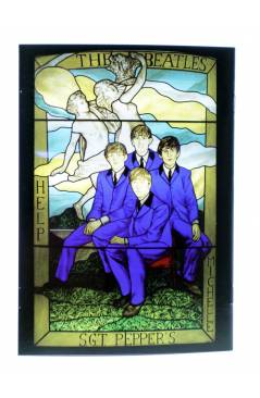 Contracubierta de REVISTA THE BEATLES' GARDEN 57. JUNIO 2010 (Vvaa) Sergeant Beatles Fan Club 2010