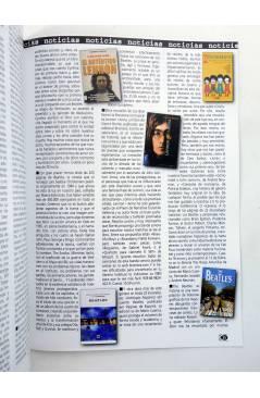 Muestra 3 de REVISTA THE BEATLES' GARDEN 57. JUNIO 2010 (Vvaa) Sergeant Beatles Fan Club 2010