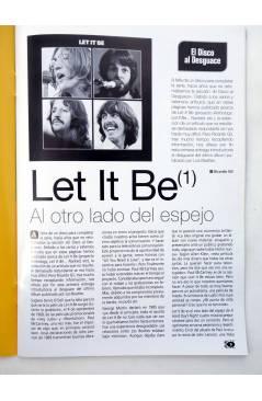 Muestra 3 de REVISTA THE BEATLES' GARDEN 58. DICIEMBRE 2010 (Vvaa) Sergeant Beatles Fan Club 2010