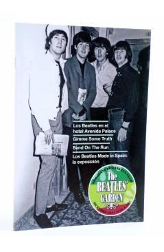 Cubierta de REVISTA THE BEATLES' GARDEN 59. OCTUBRE 2011 (Vvaa) Sergeant Beatles Fan Club 2011