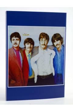 Contracubierta de REVISTA THE BEATLES' GARDEN 59. OCTUBRE 2011 (Vvaa) Sergeant Beatles Fan Club 2011