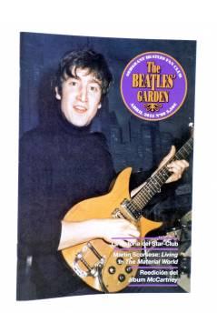 Cubierta de REVISTA THE BEATLES' GARDEN 60. ABRIL 2012 (Vvaa) Sergeant Beatles Fan Club 2012