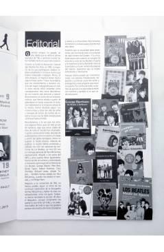 Muestra 2 de REVISTA THE BEATLES' GARDEN 65. OCTUBRE 2015 (Vvaa) Sergeant Beatles Fan Club 2015