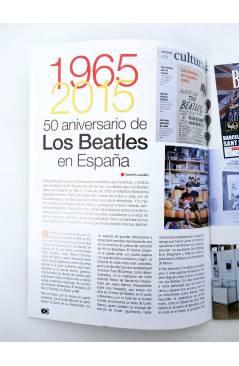 Muestra 4 de REVISTA THE BEATLES' GARDEN 65. OCTUBRE 2015 (Vvaa) Sergeant Beatles Fan Club 2015