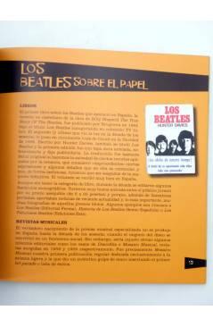 Muestra 1 de LOS BEATLES MADE IN SPAIN. SOCIEDAD Y RECUERDOS EN LA ESPAÑA DE LOS AÑOS 60. Zaragoza 2011