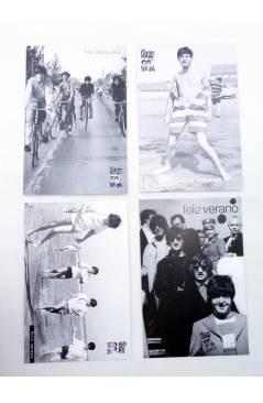 Muestra 3 de LOTE DE 20 POSTALES ANUALES DE VERANO. 1994-2013.. Sergeant Beatles Fan Club 1994