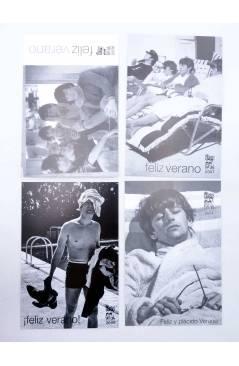 Muestra 4 de LOTE DE 20 POSTALES ANUALES DE VERANO. 1994-2013.. Sergeant Beatles Fan Club 1994