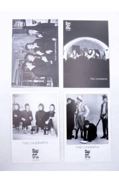 Muestra 2 de LOTE DE 23 POSTALES ANUALES DE FELIZ CUMPLEAÑOS. 1995-2017.. Sergeant Beatles Fan Club 1994