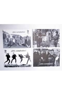 Muestra 3 de LOTE DE 23 POSTALES ANUALES DE FELIZ CUMPLEAÑOS. 1995-2017.. Sergeant Beatles Fan Club 1994