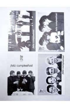Muestra 4 de LOTE DE 23 POSTALES ANUALES DE FELIZ CUMPLEAÑOS. 1995-2017.. Sergeant Beatles Fan Club 1994
