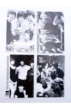 Muestra 5 de LOTE DE 23 POSTALES ANUALES DE FELIZ CUMPLEAÑOS. 1995-2017.. Sergeant Beatles Fan Club 1994