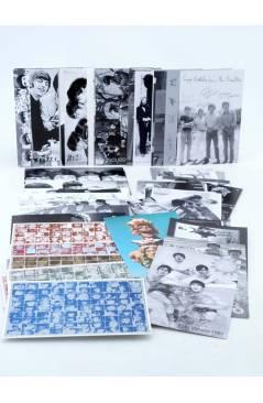 Cubierta de LOTE DE 70 POSTALES ANUALES 1994-2018. SGT. BEATLES FAN CLUB.. Sergeant Beatles Fan Club 1994