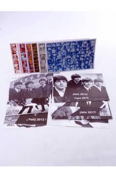 Muestra 1 de LOTE DE 70 POSTALES ANUALES 1994-2018. SGT. BEATLES FAN CLUB.. Sergeant Beatles Fan Club 1994