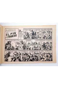 Muestra 3 de EL ESPADACHIN ENMASCARADO 2ª EDICIÓN 5. TREGUA DE ODIO (Quesada / Gago) Valenciana 1981