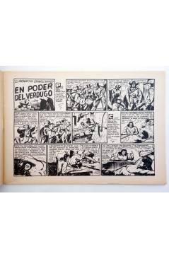 Muestra 1 de EL ESPADACHIN ENMASCARADO 2ª EDICIÓN 8. EN PODER DEL VERDUGO (Quesada / Gago) Valenciana 1981