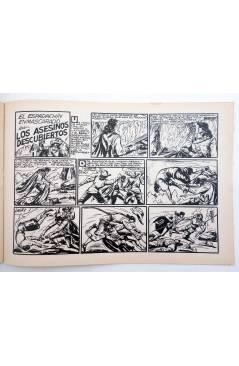 Muestra 3 de EL ESPADACHIN ENMASCARADO 2ª EDICIÓN 17. EL ENGAÑO DE MILADY (Quesada / Gago) Valenciana 1981