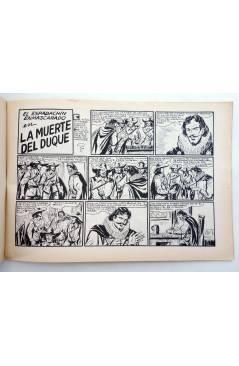 Muestra 2 de EL ESPADACHIN ENMASCARADO 2ª EDICIÓN 19. CRIMEN Y JUSTICIA (Quesada / Gago) Valenciana 1981