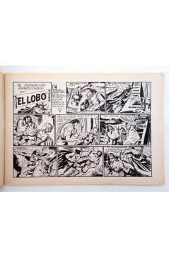 Muestra 1 de EL ESPADACHIN ENMASCARADO 2ª EDICIÓN 20. EL LOBO (Quesada / Gago) Valenciana 1981