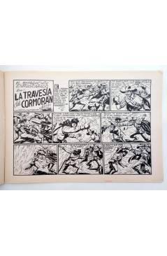 Muestra 2 de EL ESPADACHIN ENMASCARADO 2ª EDICIÓN 20. EL LOBO (Quesada / Gago) Valenciana 1981
