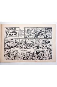 Muestra 2 de EL ESPADACHIN ENMASCARADO 2ª EDICIÓN 21. EMPRESA DE TITÁN (Quesada / Gago) Valenciana 1981
