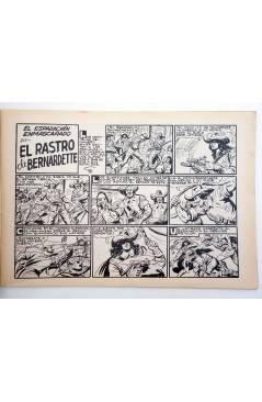 Muestra 2 de EL ESPADACHIN ENMASCARADO 2ª EDICIÓN 35. TREGUA DE AMIGOS (Quesada / Gago) Valenciana 1982
