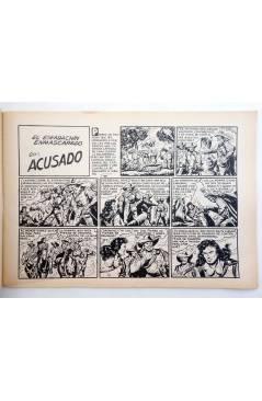 Muestra 1 de EL ESPADACHIN ENMASCARADO 2ª EDICIÓN 42. ACUSADO (Quesada / Gago) Valenciana 1982