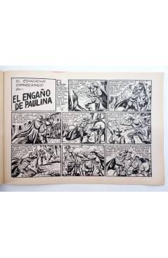 Muestra 3 de EL ESPADACHIN ENMASCARADO 2ª EDICIÓN 42. ACUSADO (Quesada / Gago) Valenciana 1982