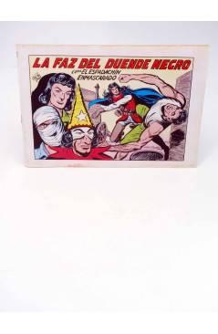 Muestra 4 de EL ESPADACHIN ENMASCARADO 2ª EDICIÓN 18 19 20 21 22 42 71. LOTE DE 7 (Quesada / Gago) Valenciana 1981