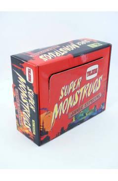 Muestra 3 de SUPER MONSTRUOS SERIE ESPECIAL 1 A 24. COMPLETA CON CAJA. Yolanda 1992. FIGURAS PVC
