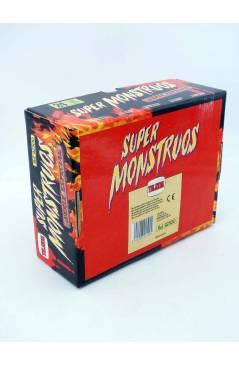 Muestra 4 de SUPER MONSTRUOS SERIE ESPECIAL 1 A 24. COMPLETA CON CAJA. Yolanda 1992. FIGURAS PVC