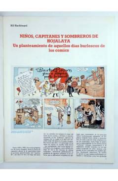 Muestra 3 de HISTORIA DE LOS COMICS FASCÍCULO 1. UN NUEVO ARTE (Vvaa) Toutain 1982. CON POSTER