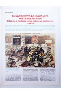 Muestra 4 de HISTORIA DE LOS COMICS FASCÍCULO 1. UN NUEVO ARTE (Vvaa) Toutain 1982. CON POSTER