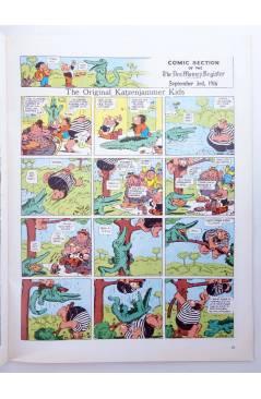 Muestra 5 de HISTORIA DE LOS COMICS FASCÍCULO 1. UN NUEVO ARTE (Vvaa) Toutain 1982. CON POSTER