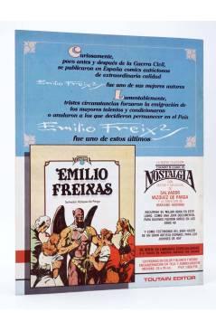 Contracubierta de HISTORIA DE LOS COMICS FASCÍCULO 2. VIDA DIARIA (Vvaa) Toutain 1982