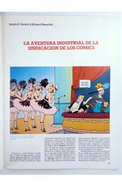 Muestra 2 de HISTORIA DE LOS COMICS FASCÍCULO 2. VIDA DIARIA (Vvaa) Toutain 1982