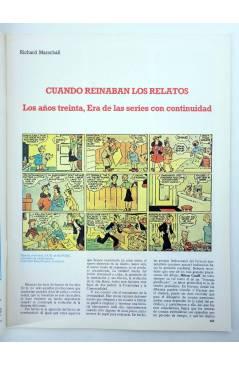 Muestra 1 de HISTORIA DE LOS COMICS FASCÍCULO 5. TESTIMONIO SOCIAL (Vvaa) Toutain 1982
