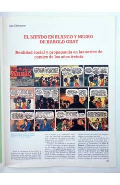 Muestra 2 de HISTORIA DE LOS COMICS FASCÍCULO 5. TESTIMONIO SOCIAL (Vvaa) Toutain 1982